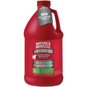 Nature's Miracle Advanced Stain and Odor Eliminator (64 oz)