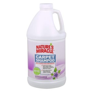 Nature's Miracle Tropical Bloom Scent Deep Cleaning Carpet Shampoo