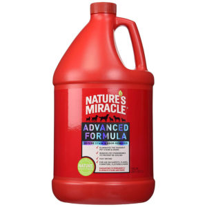 Nature's Miracle Advanced Stain and Odor Remover (gallon)