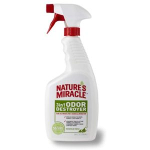Nature's Miracle 3-in-1 Odor Destroyer & Eliminator (24 oz)