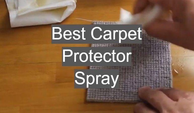 5 Best Carpet Protector Sprays