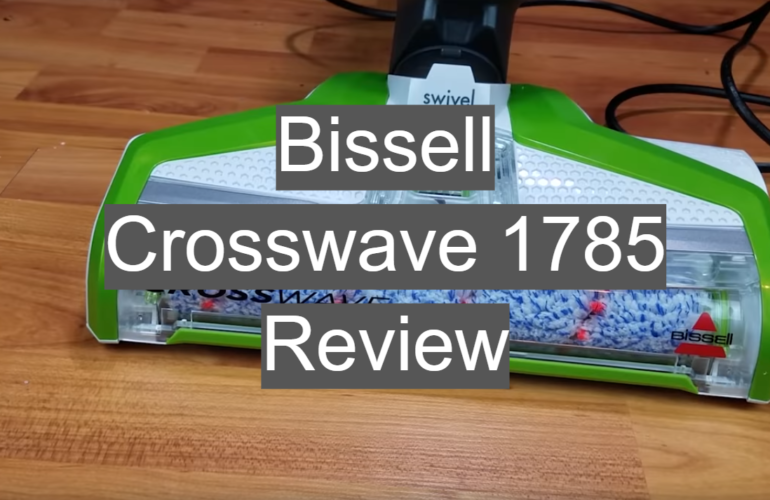 Bissell Crosswave 1785 Review