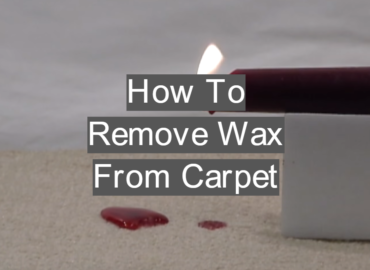 Removing Wax From Carpet Image