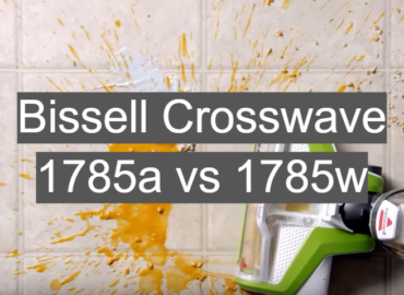 Bissell Crosswave 1785a vs 1785w
