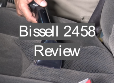 Bissell 2458 Review