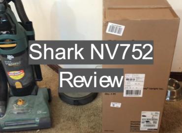 shark nv752 review