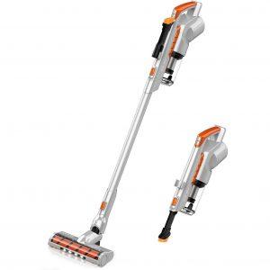 Cordless Vacuum Cleaner 16KPa Powerful Suction