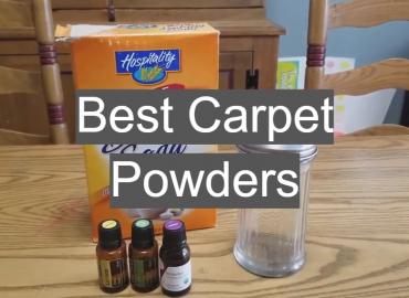 Best Carpet Powders