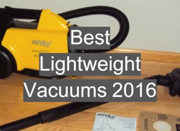 Best Lightweight Vacuums 2016