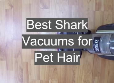 Best Shark Vacuums for Pet Hair