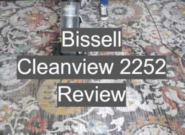 Bissell Cleanview 2252 Review