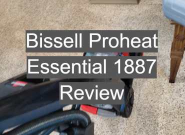 Bissell Proheat Essential 1887 Review