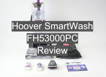 Hoover SmartWash FH53000PC Review
